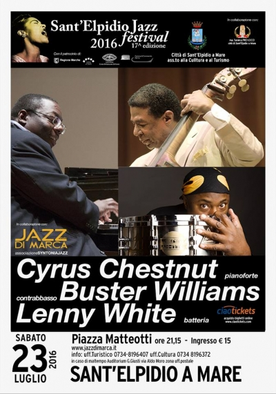 Cyrus Chestnut - Buster Williams - Lenny White